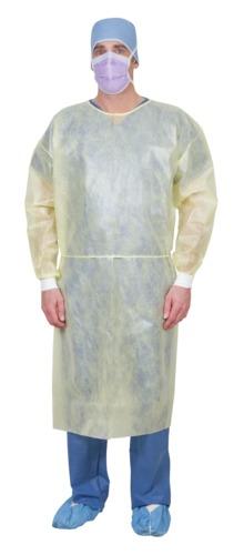 Single-Use Bilaminate Isolation Gown