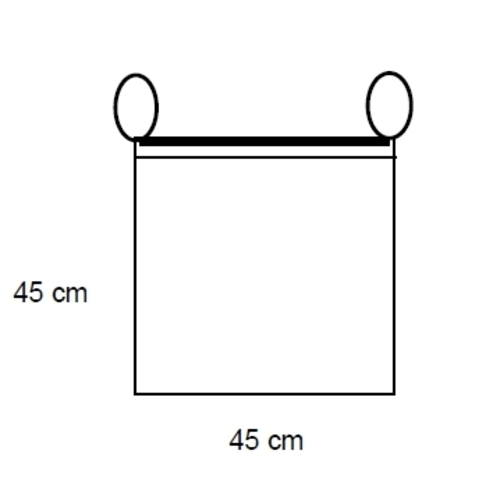 Clear Isolation Bag