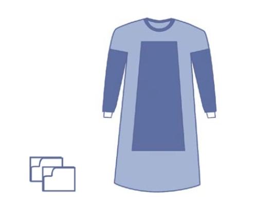 OPS UltraGard Polyreinforced Gown