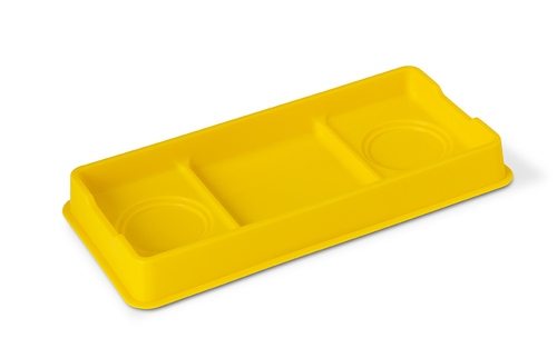 Gold Standard Adhesive-Backed Transfer Tray