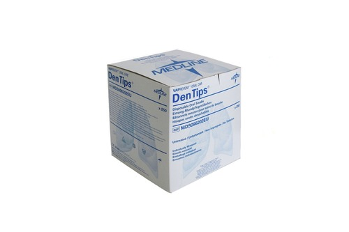 Dentips Untreated Oral Swabs