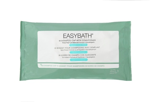 EasyBath Fragrance Free Shampoo Cap