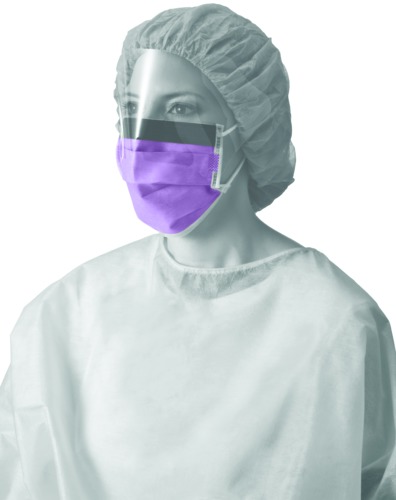 Type IIR Procedural Facemask