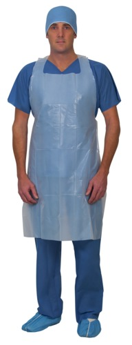 Polyethylene Single-Use Apron