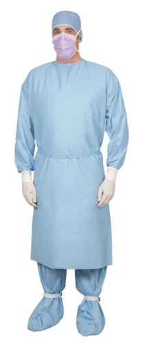 Single-Use Prevention Plus Isolation Gown