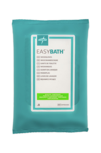 EasyBath Spunlace Wash Gloves