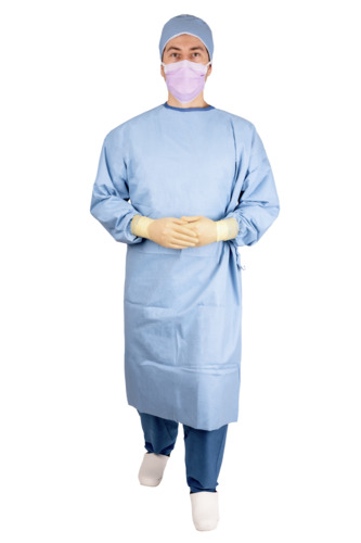 Prevention Plus Surgical Gown