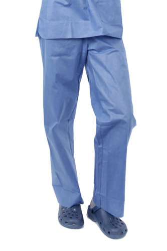 Single-Use Soft Range SMS Scrub Suit Pants