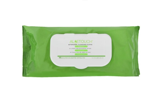 AloeTouch Scented Wipes (A0)