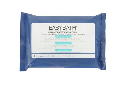EasyBath Fragrance Free Wash Gloves