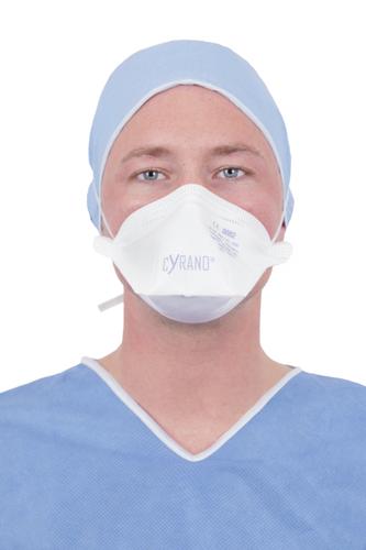 FFP3 + Type IIR Respirator Mask