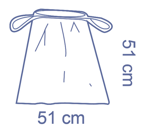Invisishield Opaque Isolation Bag