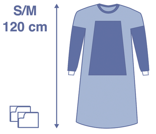 OPS Advanced Polyreinforced Gown (M0)