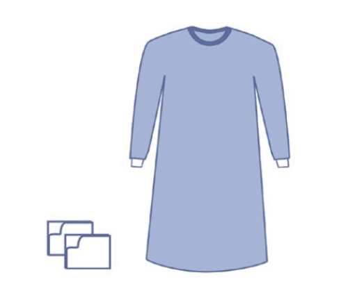OPS UltraGard Standard Gown without Wrap & Towels