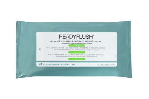 ReadyFlush Scented Dispersible Wipes (M0)