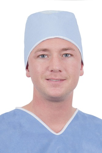 Single-Use SMS Surgeon Cap
