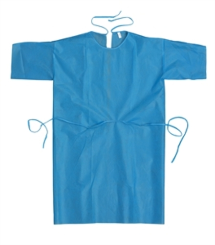 Single-Use Thick Spunbond Cover Gown