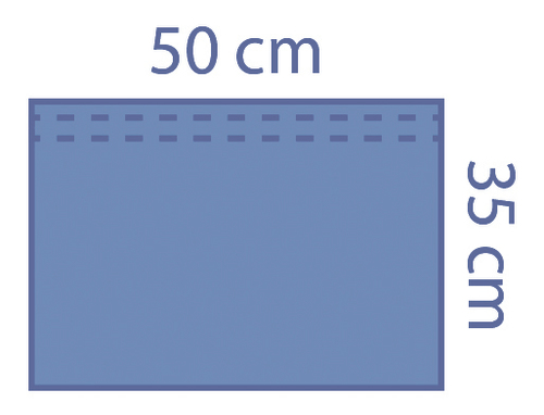 Ultra Absorbent Adhesive Pad