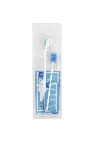 VAPrevent Suction Toothbrush Kit