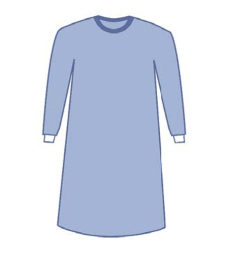 OPS Essential Standard Gown without Wrap & Towel