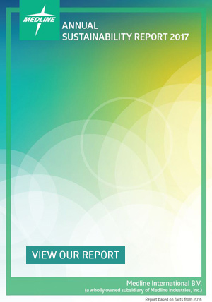 medline annual sustainability report 2017