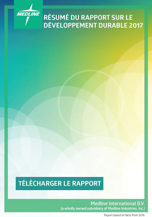 rapport developpement durable 2017 Medline