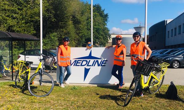 Semaine de l'environnement Medline France